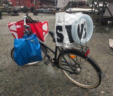 Cykelstöld Crescent Stenungsund Stulen