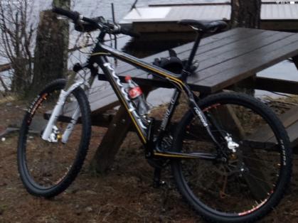 Cykelstöld Karlstad Richmond Stulen