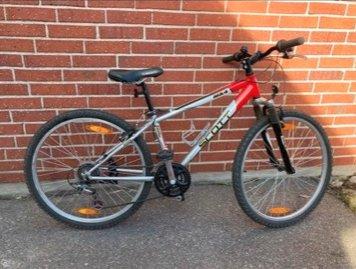 Cykelstöld Scott Kärrtorp Stulen