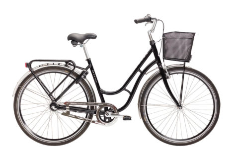Cykelstöld Monark Helsingborg Stulen