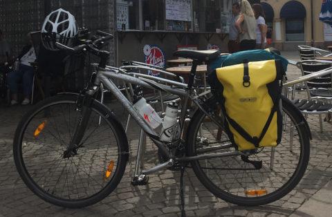Cykelstöld Trek Göteborg Stulen