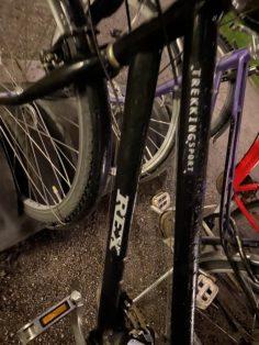 Cykelstöld Trekking Sundbyberg Stulen