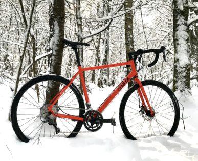 Cykelstöld Genesis Stockholm Stulen