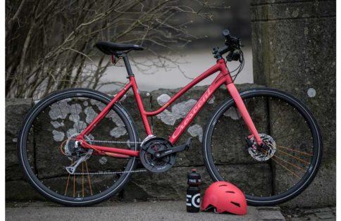 Cykelstöld Crescent Uddevalla Stulen