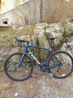 Cykelstöld Trek Aspudden Stulen