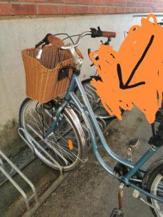 Cykelstöld Vermount Norrköping Stulen