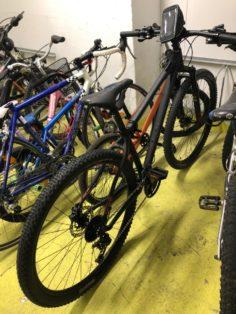 Cykelstöld XC 290 Comp 21 Stockholm