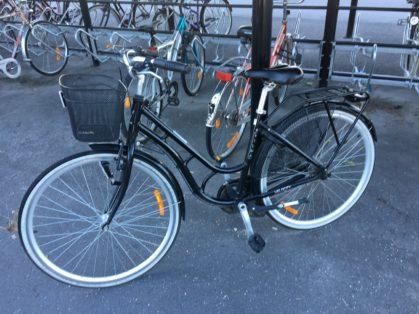 Cykelstöld Velocity Örebro Stulen