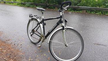 Cykelstöld Bocas Stockholm Stulen