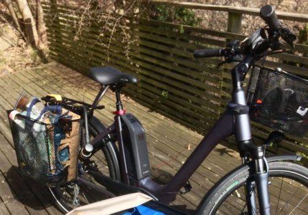 Cykelstöld Winora Göteborg Stulen