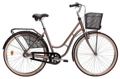 Cykelstöld Monark Eskilstuna Stulen