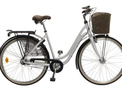 Cykelstöld Crescent Uppsala Stulen