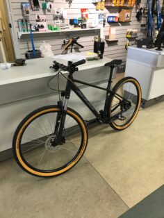 Cykelstöld KTM Umeå Stulen