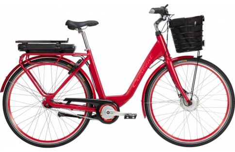 Cykelstöld Crescent Växjö Stulen