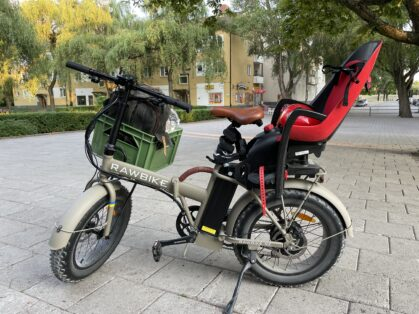 Cykelstöld Rawbike Stockholm Stulen