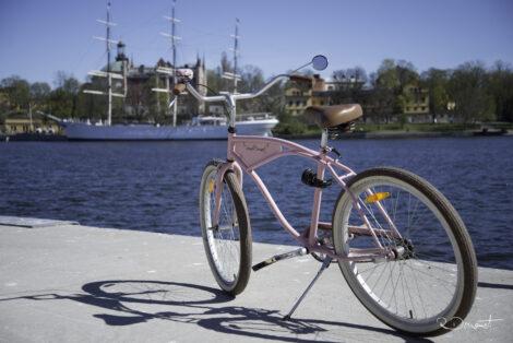 Cykelstöld Biltema Stockholm Stulen