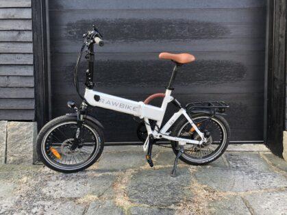 Cykelstöld Rawbike Göteborg Stulen
